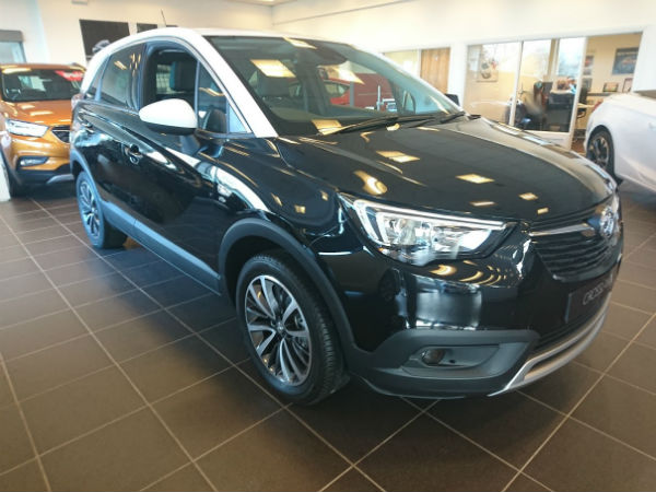 Crossland X Euro NCAP Best In Class