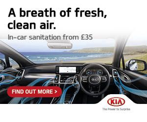 In-car Sanitation from £35