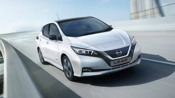 Whatcar? Name New Nissan Leaf Best Electric car 2018