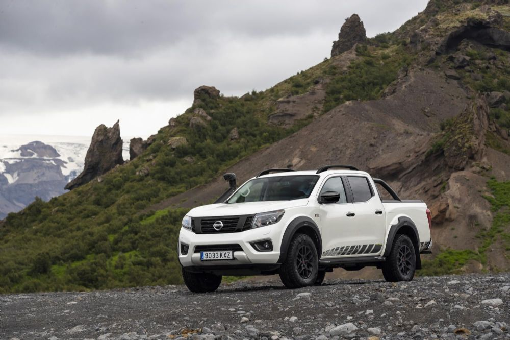 Nissan has unveiled the newly updated version of its toughest Navara yet – the OFF-ROADER AT32