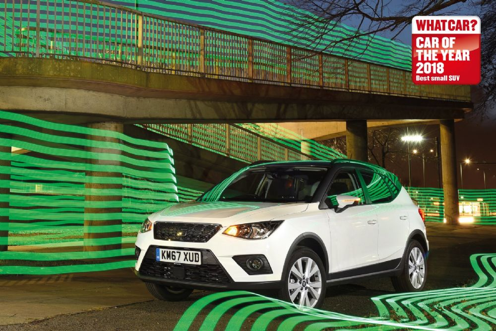 Double-Whammy for SEAT at WhatCar? Awards