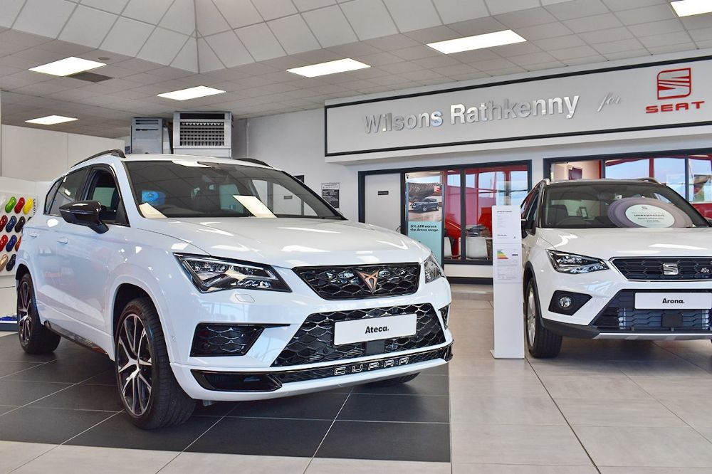 The All-New SEAT CUPRA Ateca