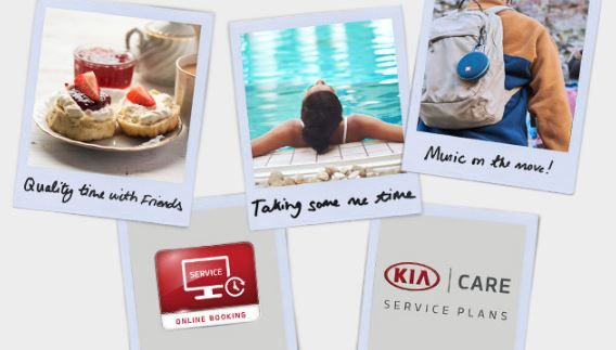 Experience More with Kia