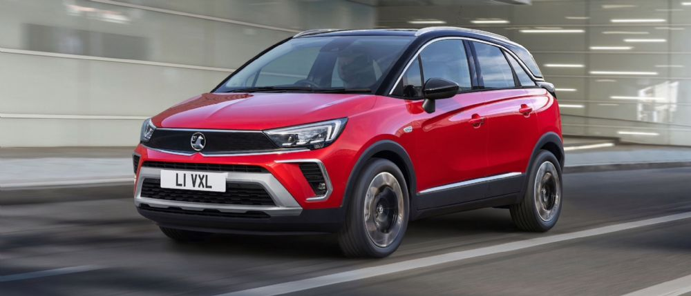 VAUXHALL CONFIRMS NEW CROSSLAND PRICES AND SPECIFICATIONS AS ORDER BANKS OPEN