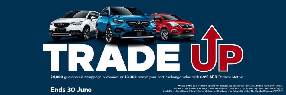 Vauxhall Scrappage is Back!