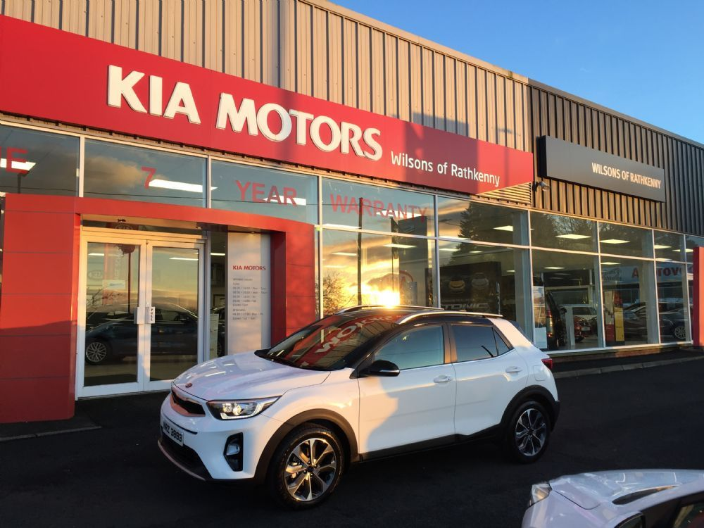 KIA SUMMER OFFERS AT WILSONS OF RATHKENNY