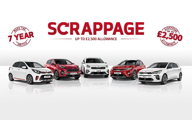 The Kia Scrappage Scheme is back and better than ever!