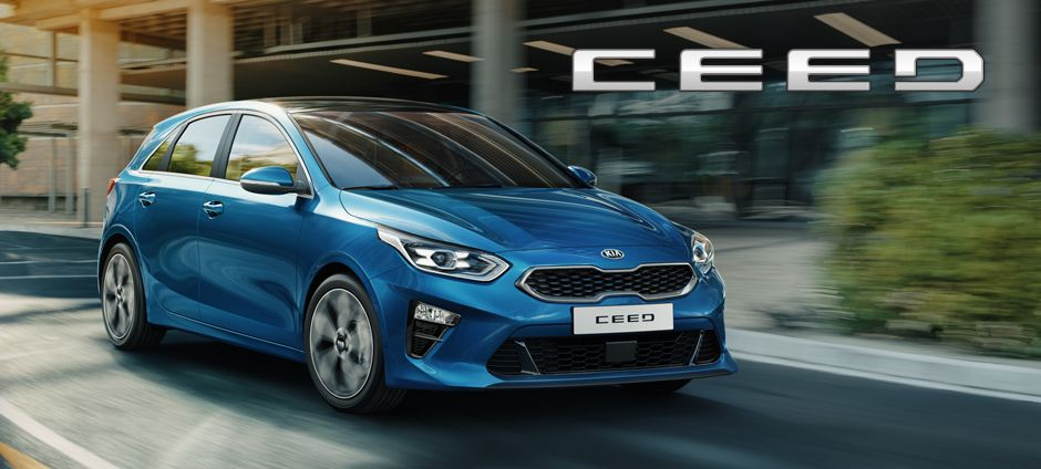 THE ALL-NEW KIA CEED- UNVEILED