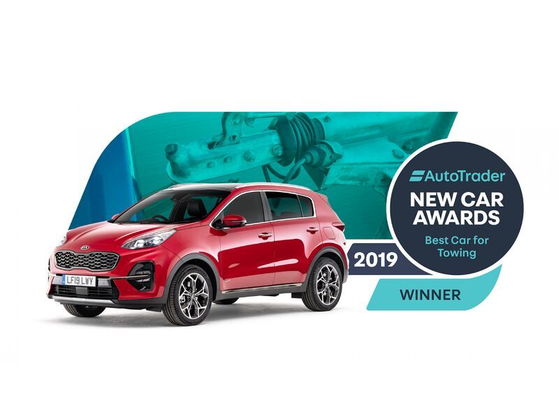 DOUBLE WIN FOR KIA SPORTAGE, NOW AVAILABLE AT WILSONS OF RATHKENNY