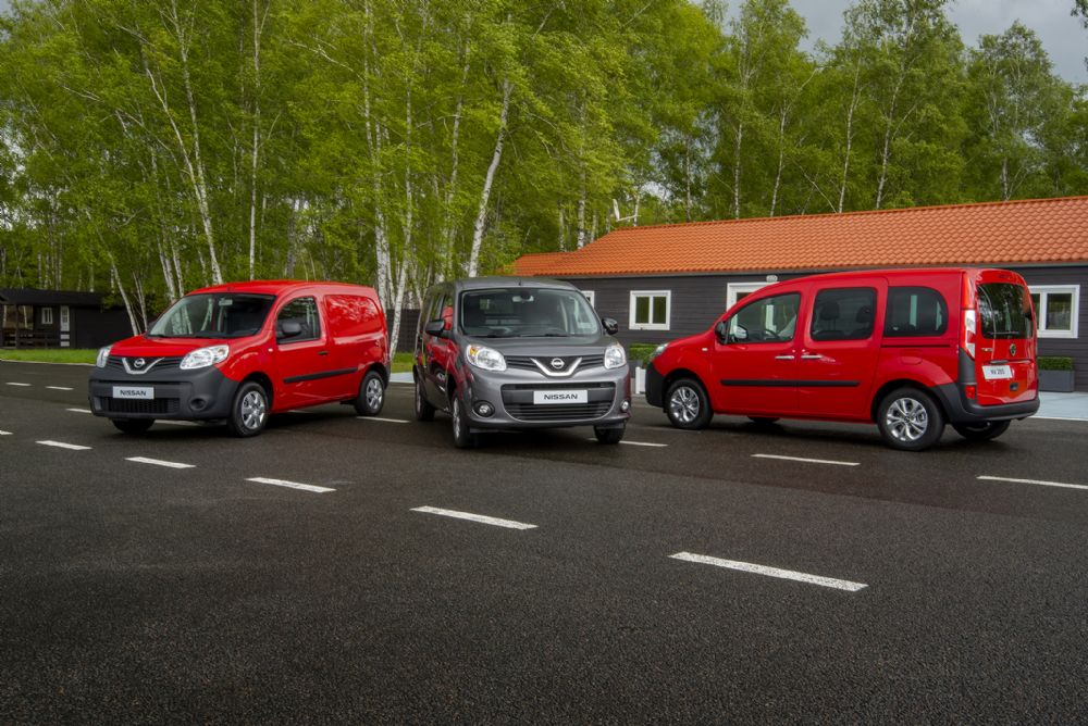 Nissan offers major boost to compact van segment with NV250