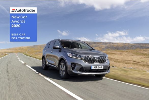 WIN FOR SORENTO IN AUTO TRADER NEW CAR AWARDS 2020