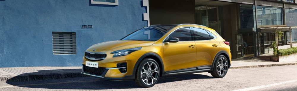 KIA'S LATEST NEW CAR – THE 'XCEED' – IS NOW AVAILABLE TO ORDER AT WILSONS OF RATHKENNY