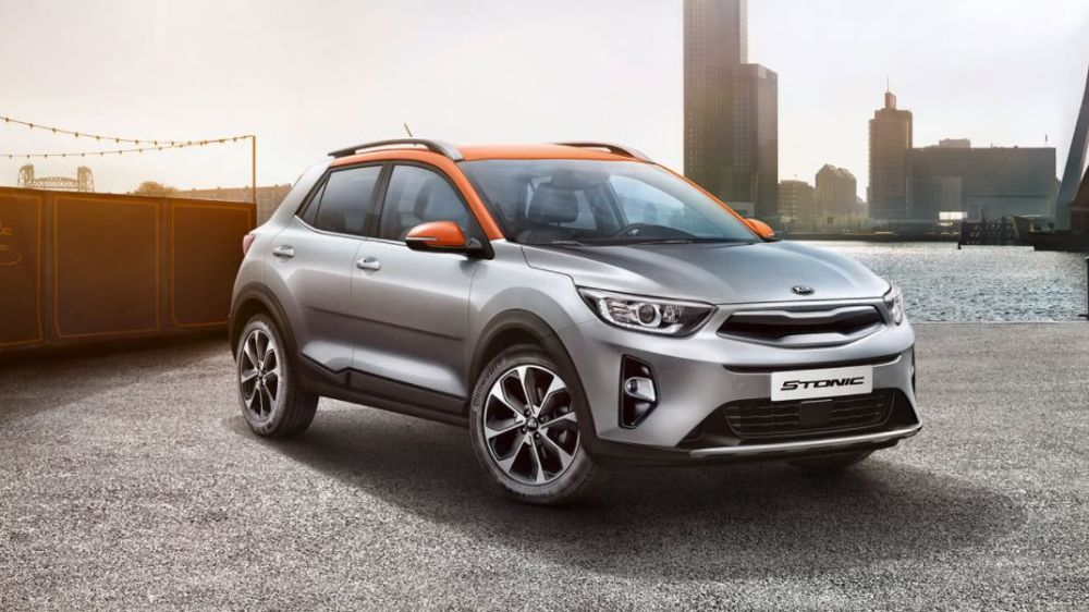 ALL NEW KIA STONIC - CONFIDENT, EYE CATCHING, COMPACT