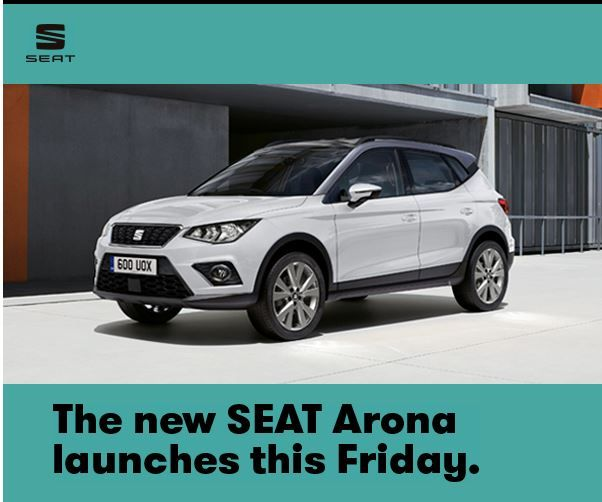 The New SEAT Arona Launch Weekend
