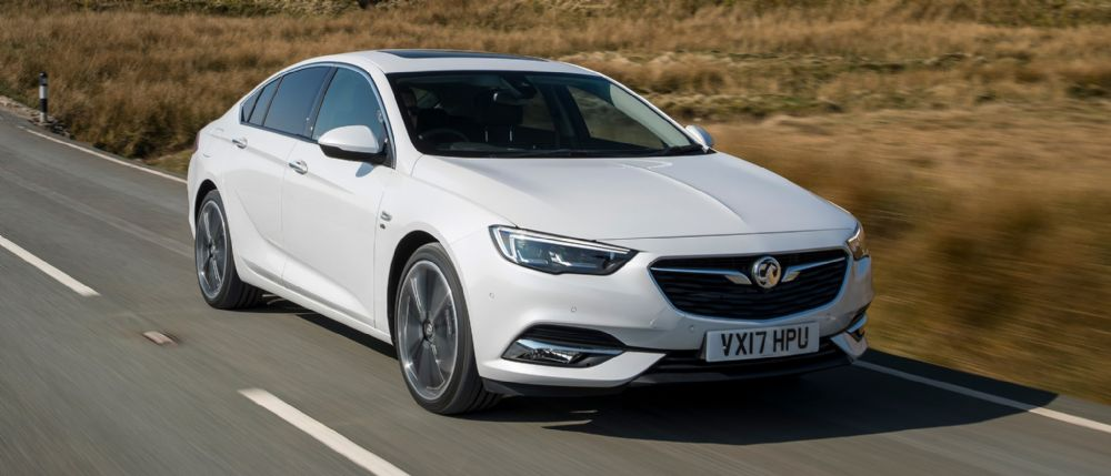 Vauxhall Insignia is Best Large Family Car