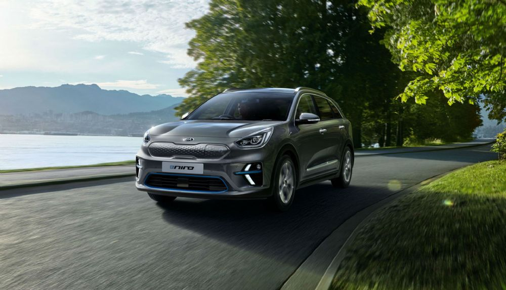 Kia e-Niro Wins 'Affordable Electric Car Of The Year' at Auto Express New Car Awards 2019