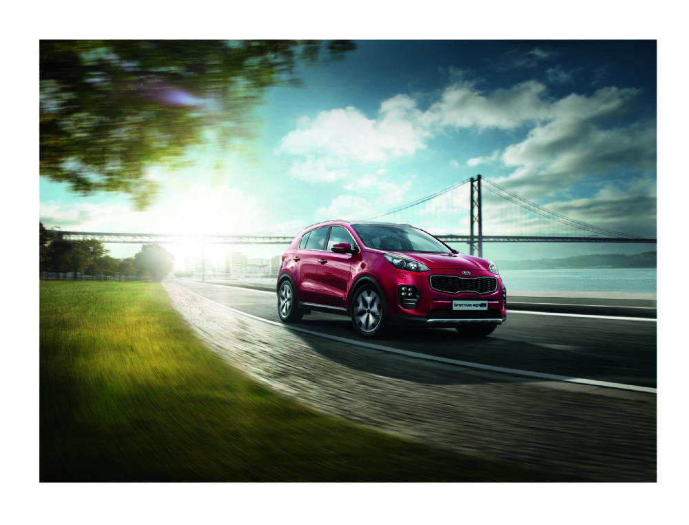 Double win for Kia Sportage
