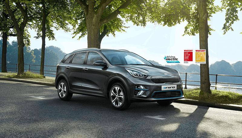 All New Kia e-Niro