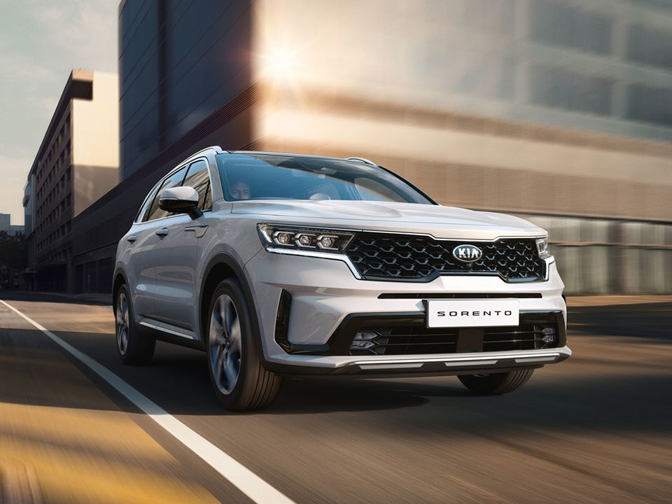 ALL-NEW SORENTO NOW AVAILABLE AT WILSONS OF RATHKENNY