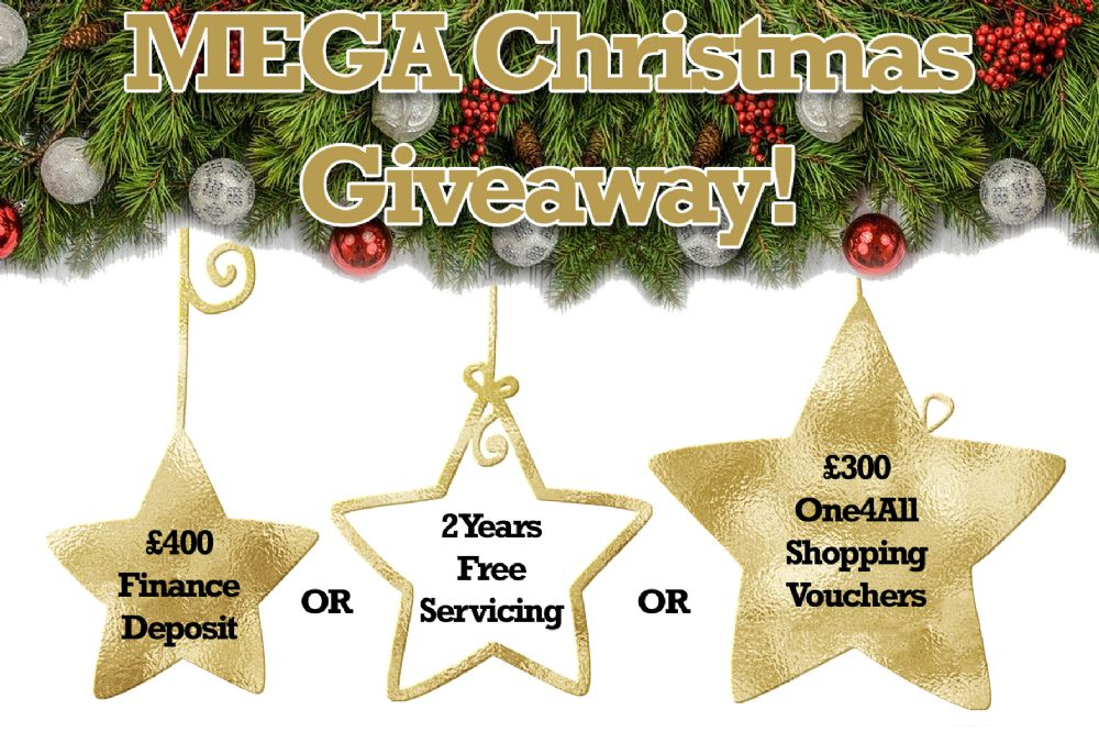 Mega Christmas Giveaway at Wilsons of Rathkenny, Ballymena