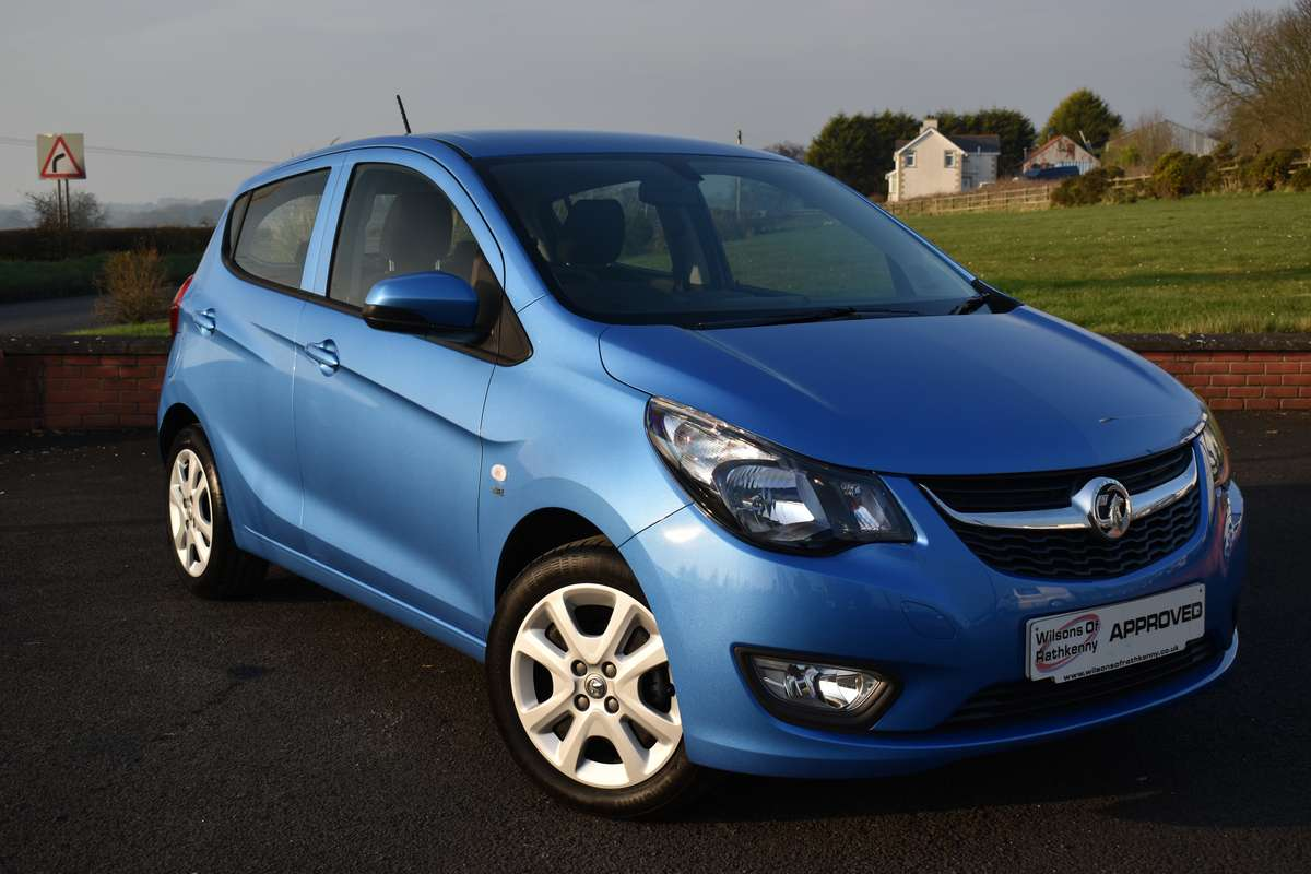 2018 Vauxhall Viva 1.0 75PS SE EX DEMO *LOW MILES*