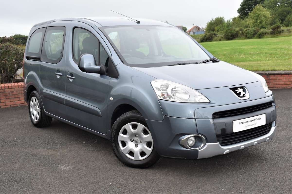 Peugeot PARTNER TEE PEE*ONLY 38000 MILES*WHEELCHAIR ACCESS