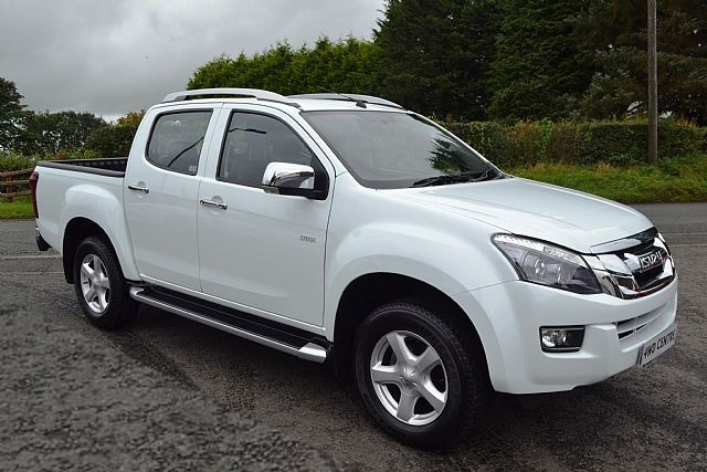 Isuzu D-Max Utah 2.5 turbo diesel Double Cab WE PAY £500 FINANCE DEPOSIT