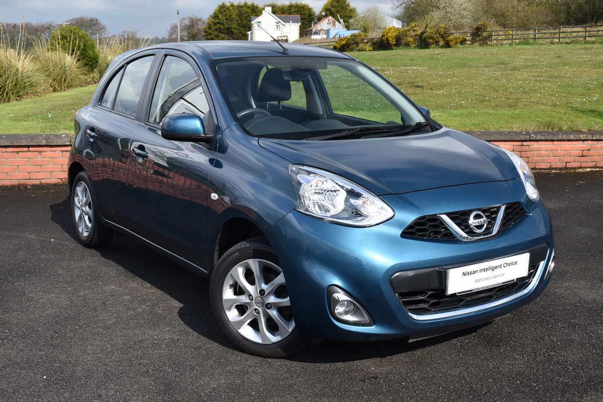 Nissan Micra 1.2 ACENTA , SAT NAV, £30 ROAD TAX *£250 FINANCE DEPOSIT ALLOWANCE OR CASHBACK*