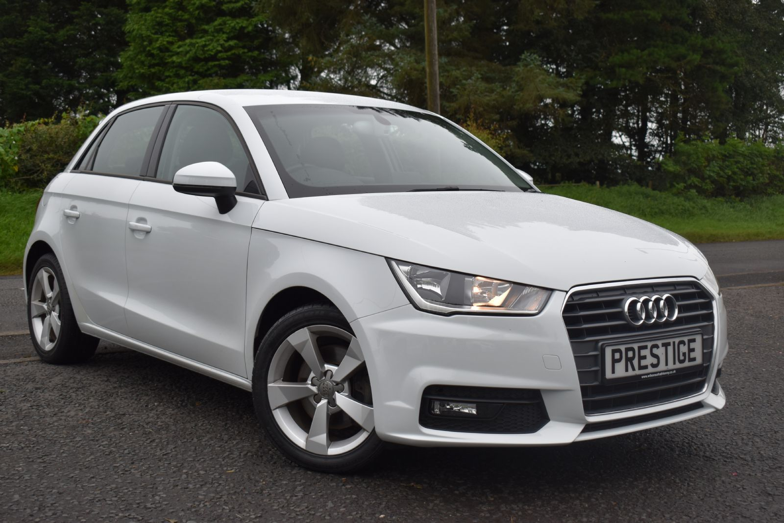 Audi A1 SPORT 1.6 TDI 5Door * Sat Nav Model* Rear Sensors*1 Years Warranty*Contact Phil Mailey for details*