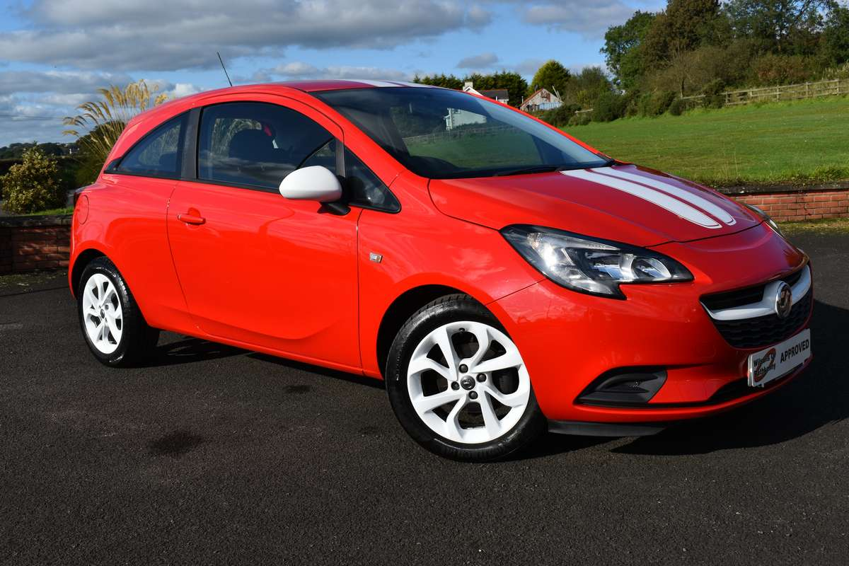 Vauxhall CORSA STING ECOFLEX *£250 FINANCE DEPOSIT ALLOWANCE OR CASHBACK*