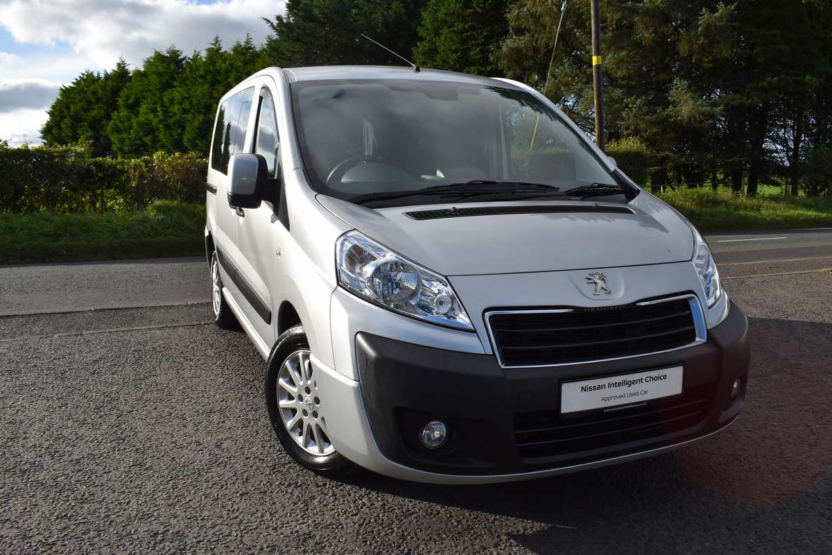 Peugeot INDEPENDENCE S *WHEELCHAIR ACCESSIBLE VEHICLE*RAMP AND ELEC WINCH*