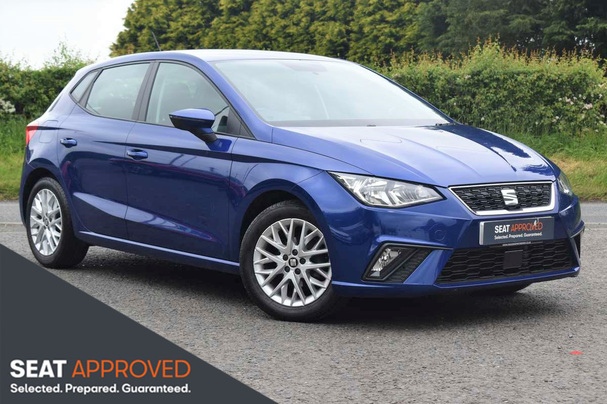 SEAT IBIZA SE TECHNOLOGY *Contact John Vennard 07968069535