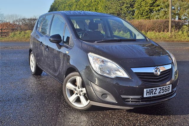 Vauxhall Meriva Exclusive CDTI ( 12MTH WARRANTY)