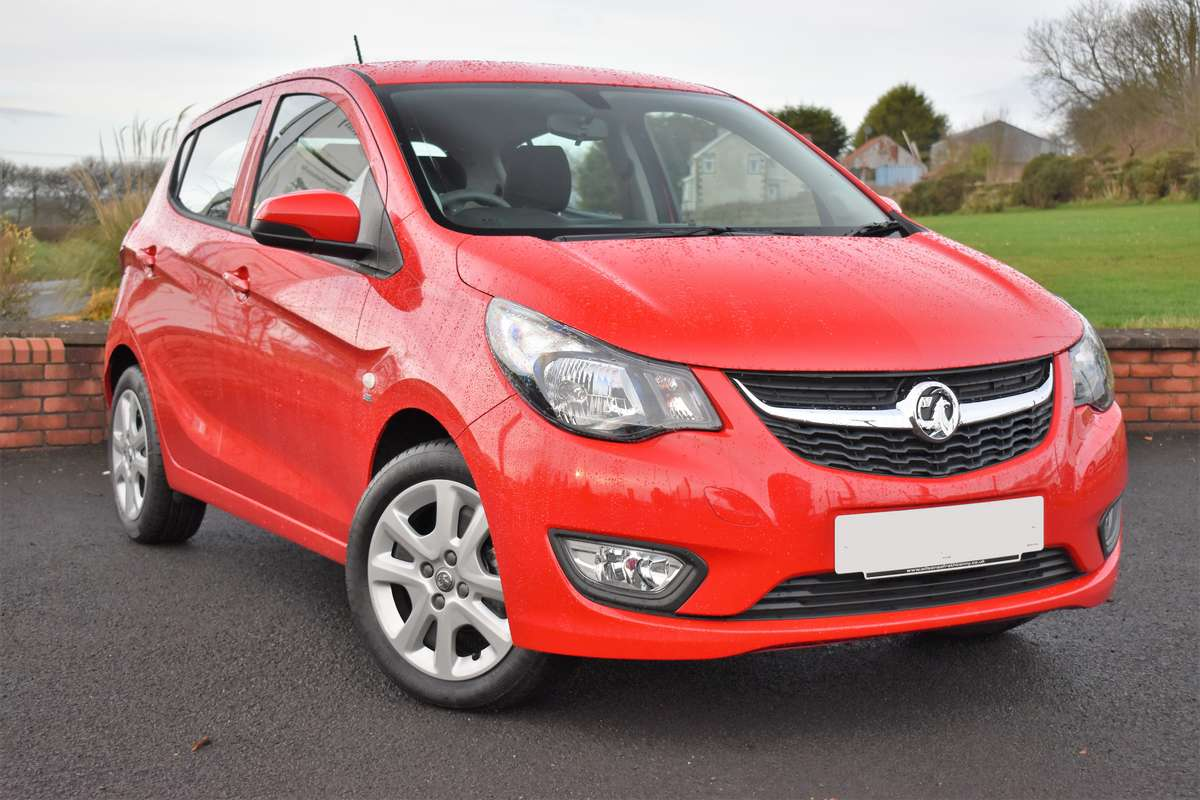 Vauxhall Viva 1.0 75PS SE *Ex Demo, Low Miles*
