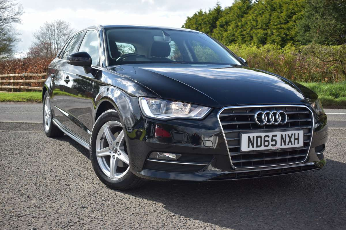 Audi A3 Ultra SE 1.6 TDI 5DR *1 Years Warranty*