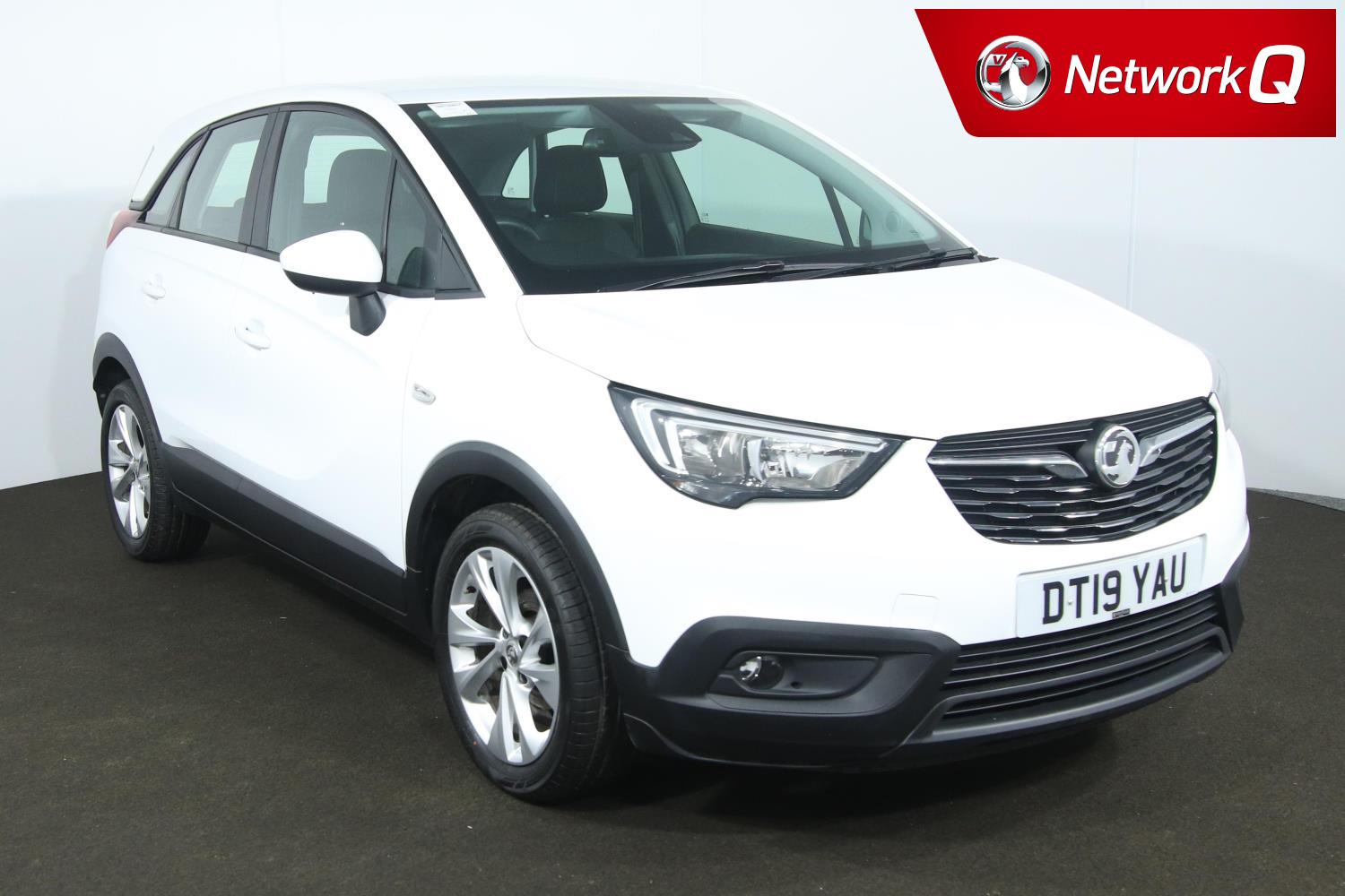 Vauxhall Crossland X 1.5 Turbo D Ecotec (102 PS) SE 5DR (Start Stop)