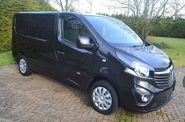 Vauxhall VIVARO Sportive L1H1 1.6 CDTI  (125PS) *£250 FINANCE DEPOSIT ALLOWANCE OR CASHBACK*