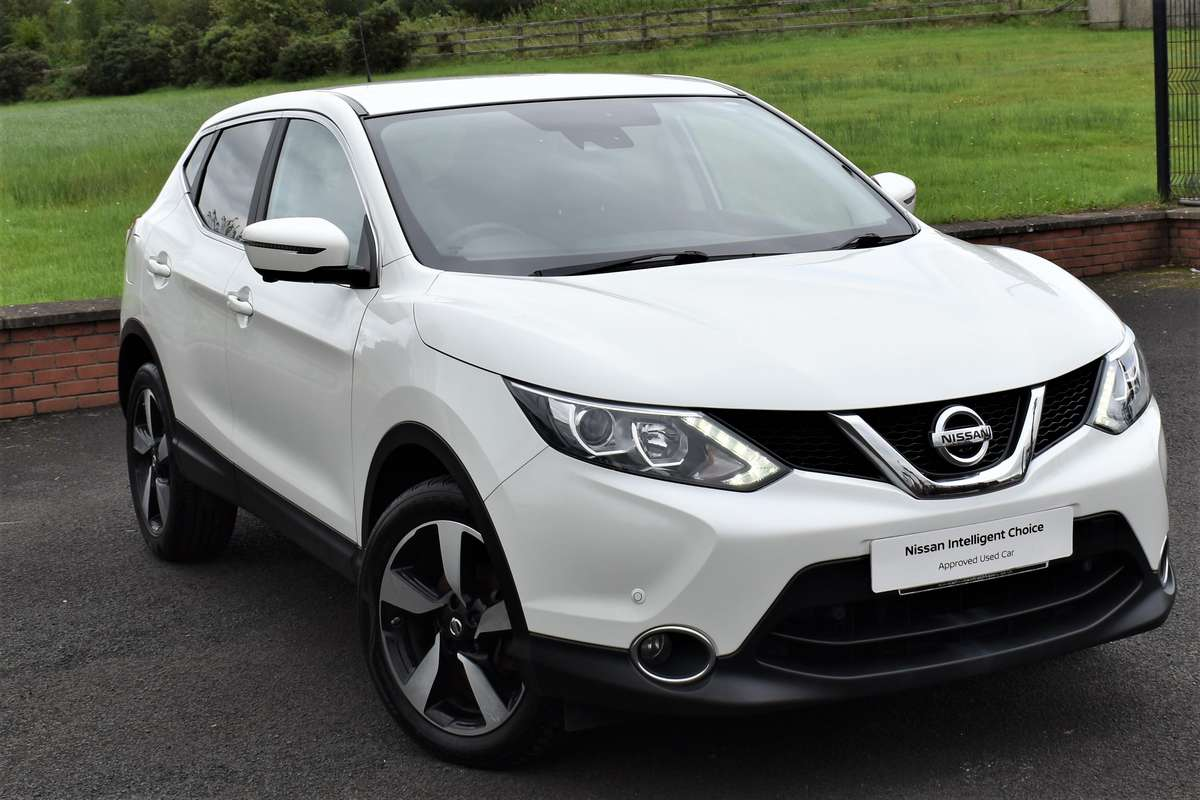 Nissan QASHQAI N-TEC DCI*ONLY 31000 MILES*FINANCE DEPOSIT AND FREE SERVICING AVAILABLE