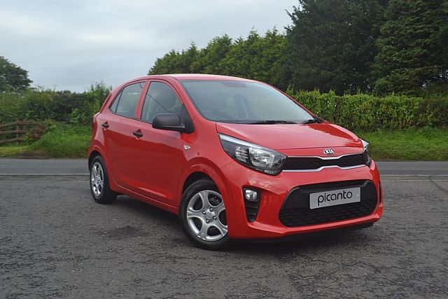 Kia Picanto 1.0 5 door * Contact David or Phil for details*
