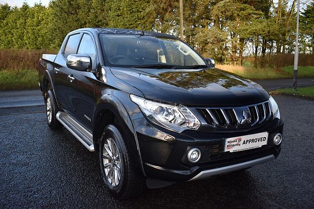 MITSUBISHI L200 WARRIOR 2.4 *IMMACULATE, NEVER FARMED*