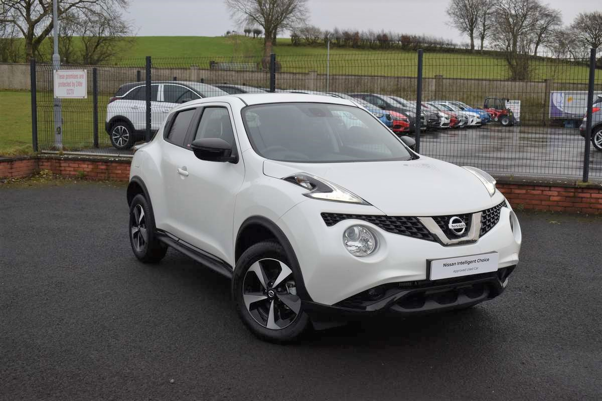 Nissan JUKE BOSE PERSONAL EDITION DCI*CONTACT DOMINIC 07710744865