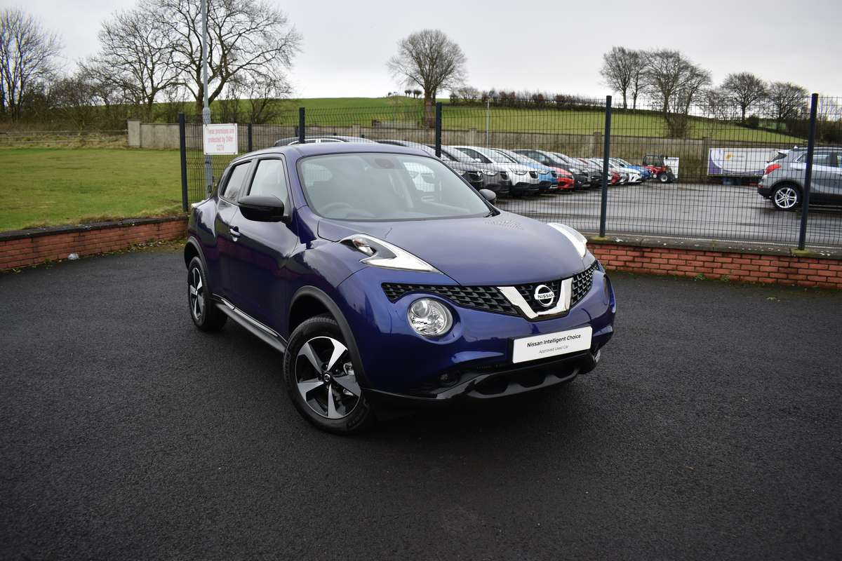 Nissan JUKE BOSE PERSONAL EDITION DCI*LIMITED NUMBERS*