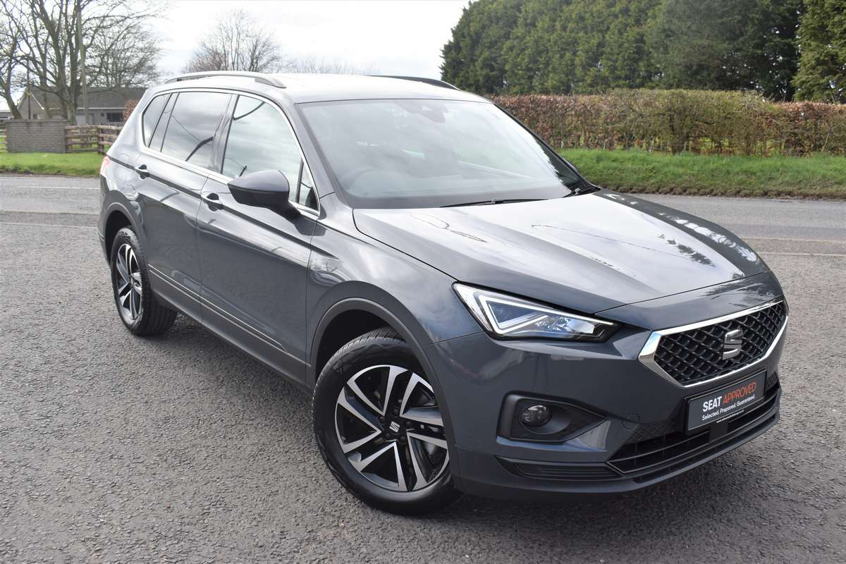 SEAT Tarraco 2.0 TDI SE Technology Auto