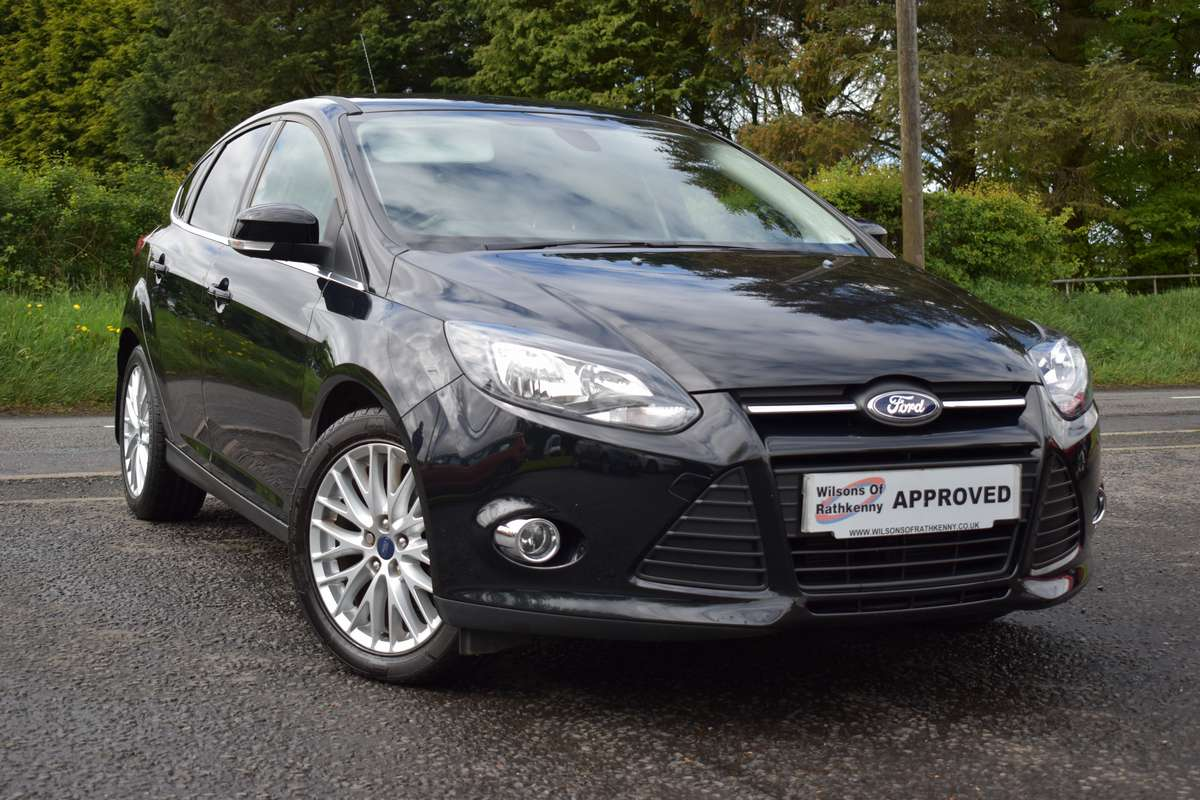 Ford Focus 1.0 SCTI (100PS) Eco Boost *12 months warranty, stunning car*