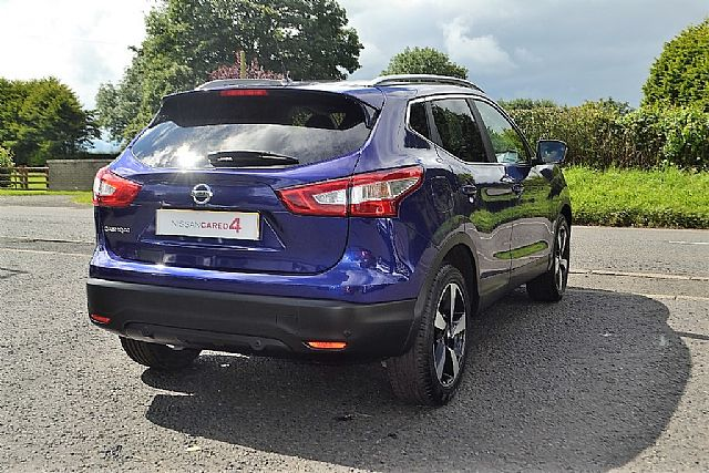 2017 nissan qashqai n connecta used at wilsons of rathkenny used car dealer in. Black Bedroom Furniture Sets. Home Design Ideas