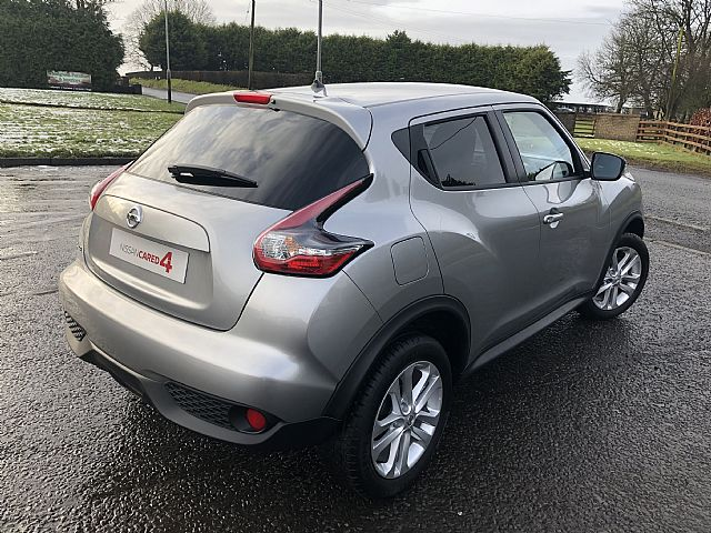 2017 nissan juke acenta diesel used at wilsons of rathkenny used car dealer in northern ireland. Black Bedroom Furniture Sets. Home Design Ideas