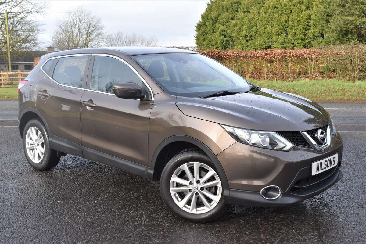 Nissan Qashqai Acenta DCI  *Contact our Kia  Team*