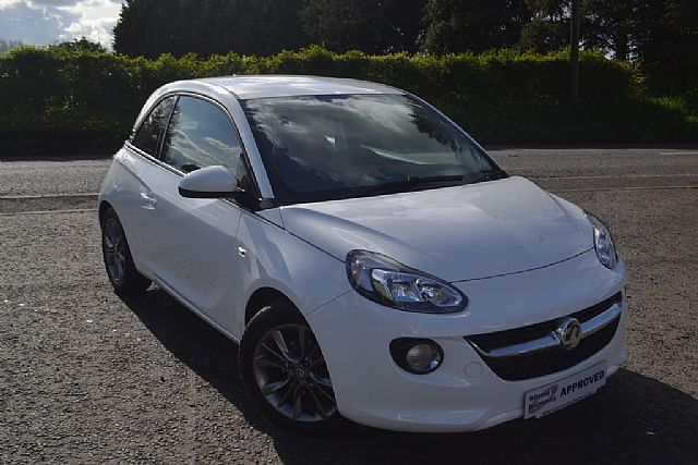 Vauxhall Adam 1.2 Jam EX DEMO*WE WILL NOT BE BEATEN ON PRICE*