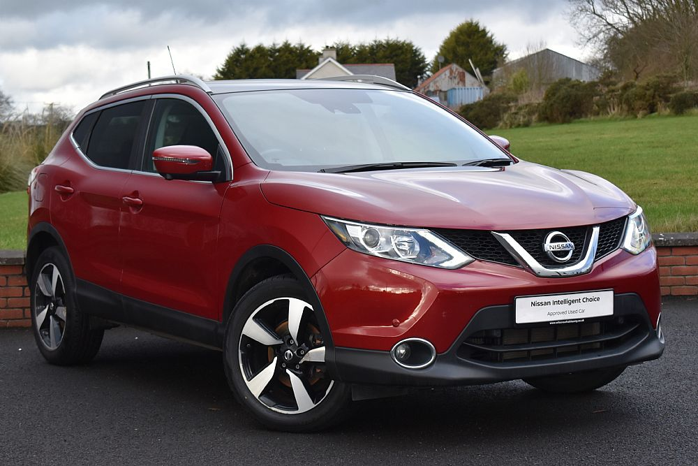 Nissan Qashqai 1.2 N-Tec+ *One Owner from New*