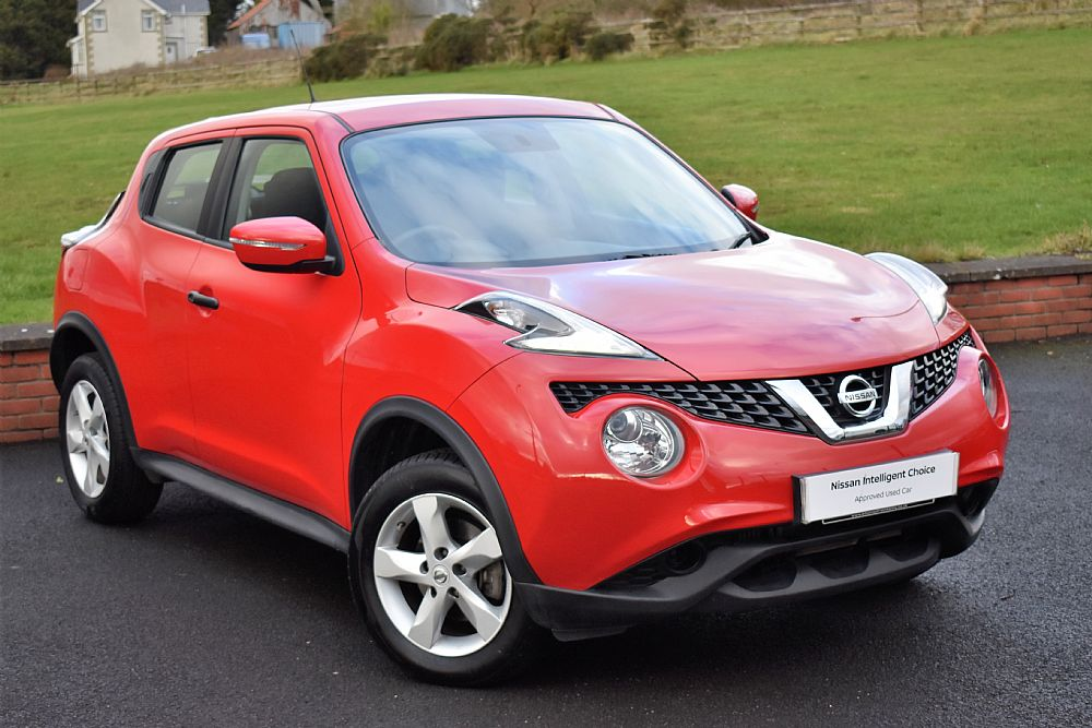 Nissan Juke Visia DCI *Low miles, one owner from new*